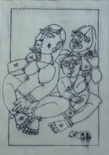 Family (Homage to Picasso)