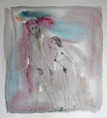 Untitled (Adam and Eve)